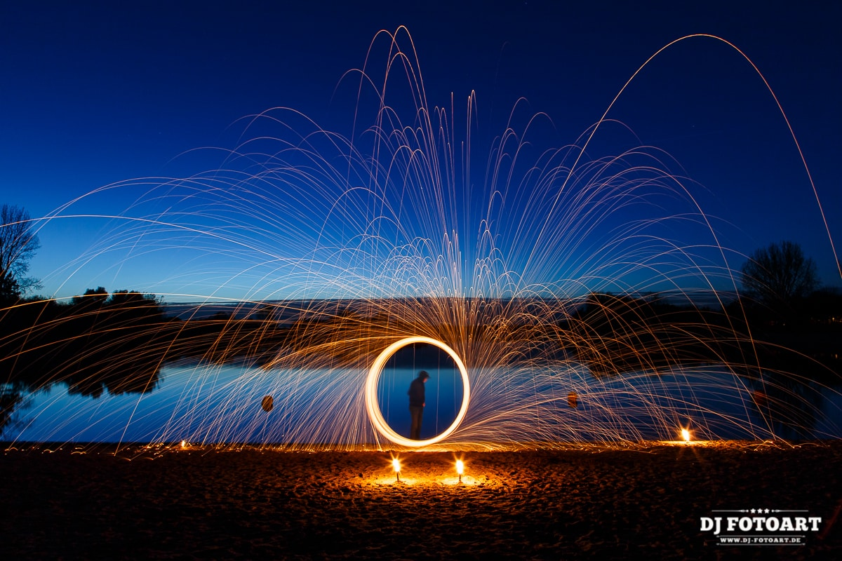 Citate Fotografie Xi : Lightpainting mit stahlwolle dirk jacobs fotografie